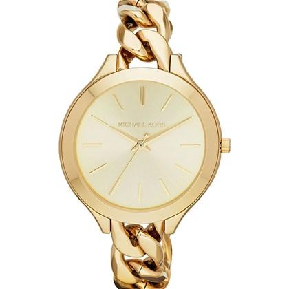 Relógio Michael Kors Feminino Dourado MK3222 - My Time 3c8fd1ca9f