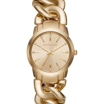 Relógio Michael Kors Feminino Dourado MK3608 - My Time 6c3f495ca8