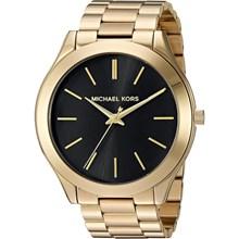 Relógio Michael Kors Feminino Dourado Preto MK3478