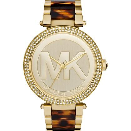 Relógio Michael Kors Feminino MK6109 - My Time ea2c965338