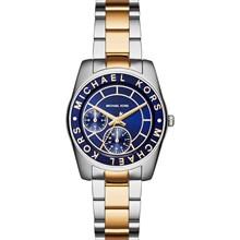 Relógio Michael Kors Mini Ryland Feminino Misto Azul MK6195