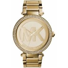 Relógio Michael Kors Parker Feminino Dourado MK5784