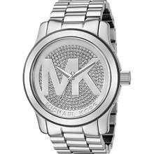 Relógio Michael Kors Runway Feminino Prata MK5544