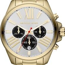 Relógio Michael Kors Wren Feminino Cronógrafo Dourado MK5838