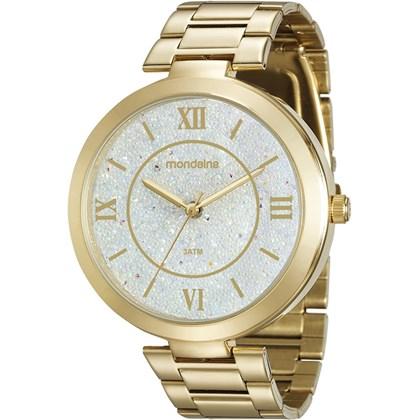 dfc9af68760 Relógio Mondaine Feminino 76615LPMVDE1 - My Time