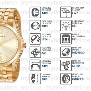 Relógio Mondaine Feminino 99536LPMVDE2