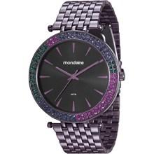 Relógio Mondaine Feminino Chocolate 99095LPMVFS3