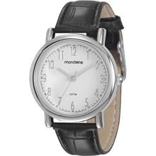 Relógio Mondaine Feminino Couro Preto 83282L0MVNH2