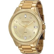 Relógio Mondaine Feminino Dourado 76309LPMFDE1
