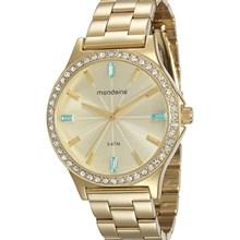 Relógio Mondaine Feminino Dourado 76510LPMGDE3
