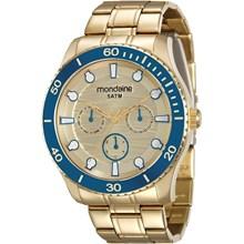 Relógio Mondaine Feminino Dourado 78694LPMVDA1