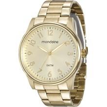 Relógio Mondaine Feminino Dourado 78712LPMVDA1