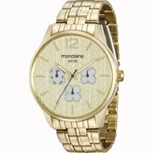 Relógio Mondaine Feminino Dourado 78737LPMVDA2