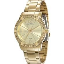 Relógio Mondaine Feminino Dourado 94747LPMGDE2