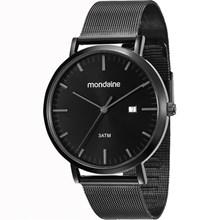 Relógio Mondaine Feminino Esteira Preto 53574GPMVPA2