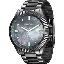 Relógio Mondaine Feminino Grafite 76642LPMVSE4