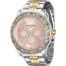 Relógio Mondaine Feminino Multifunção Misto 78731LPMVBA4