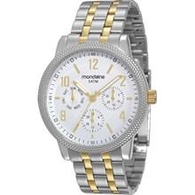 Relógio Mondaine Feminino Multifunção Misto 83175LPMGBS2