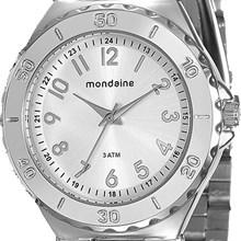 Relógio Mondaine Feminino Prata 76518L0MVNE2