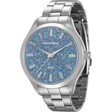 Relógio Mondaine Feminino Prata 76614L0MVNE3
