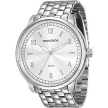 Relógio Mondaine Feminino Prata 76619L0MVNE1