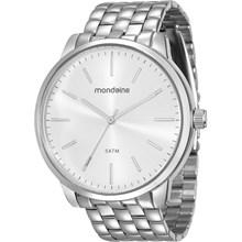 Relógio Mondaine Feminino Prata 76620L0MVNE1