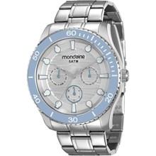 Relógio Mondaine Feminino Prata 78694L0MVNA2