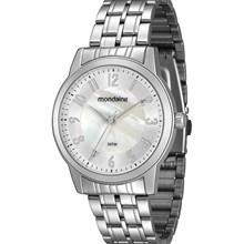 Relógio Mondaine Feminino Prata 94686L0MVNE1
