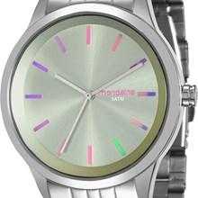 Relógio Mondaine Feminino Prata 94868L0MVNE3