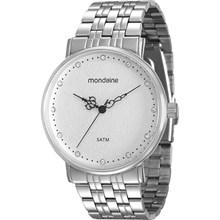 Relógio Mondaine Feminino Prata 94875L0MVNE2