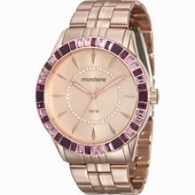 Relógio Mondaine Feminino Rose Lilás 78730LPMVRA3