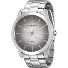 Relógio Mondaine Feminino Safari Prata 78709L0MVNA2