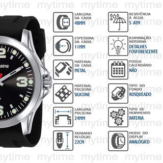 Relógio Mondaine Masculino 99414G0MVNI1