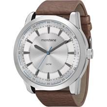 Relógio Mondaine Masculino Couro Marrom 99072G0MVNH1