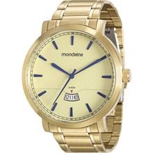 Relógio Mondaine Masculino Dourado 94948GPMVDA1