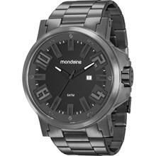 Relógio Mondaine Masculino Preto 9233GPMVPS2