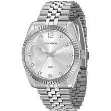 Relógio Mondaine Mondex Feminino Prata 94259L0MTNS1
