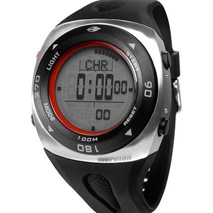 e625752aec4 Relógio Mormaii Bussola Masculino Preto Prata D92I80 8R - My Time