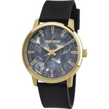 Relógio Mormaii Feminino Dourado Preto Cinza MO2035DN/8P
