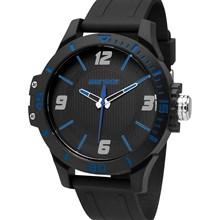 Relógio Mormaii Masculino Preto Azul MO2035FL/8A