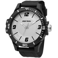 Relógio Mormaii Masculino Preto Branco MO2035FL/8B
