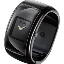 Relógio Odm Feminino Quadrado Preto DD12114 PXPX