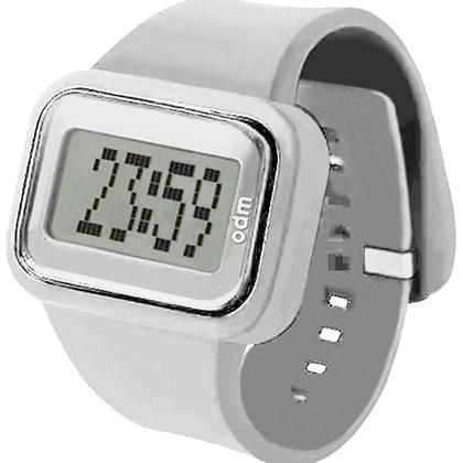 Relógio Odm Rainbow Feminino Quadrado Branco DD125A2 BXBX