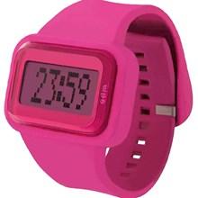 Relógio Odm Rainbow Feminino Quadrado Rosa DD1253 RXRX