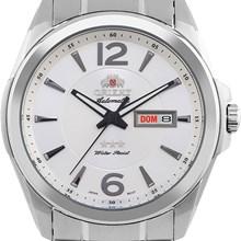 Relógio Orient Automático Masculino Prata 469SS050 S2SX