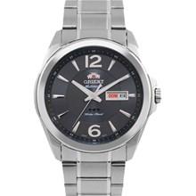 Relógio Orient Automático Masculino Prata Cinza 469SS050 G2SX