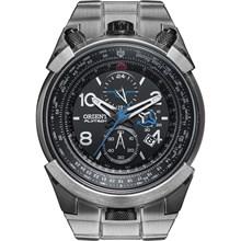 Relógio Orient Flytech Masculino Cronógrafo Titânio MBTTC008