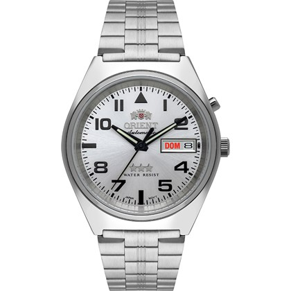 312d3283582 Relógio Orient Masculino Automático 469SS083 S2SX - My Time