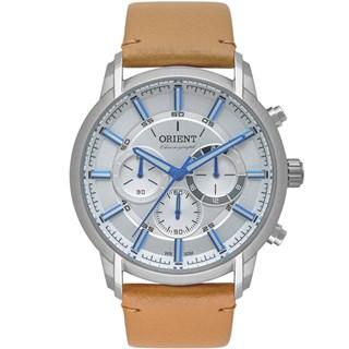 Relógio Orient Masculino Cronógrafo MBSCC055 S1MX