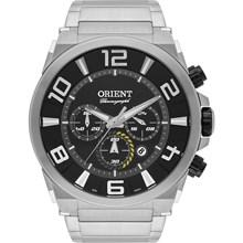 52bd5661eea Relógio Orient Masculino Cronógrafo MBSSC158 P2SX ...